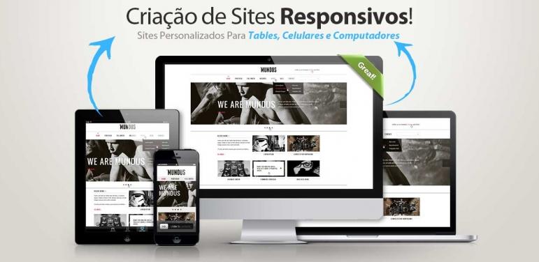 Criação de Sites Responsivos em Wordpress