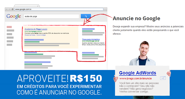 anuncie no google adwords